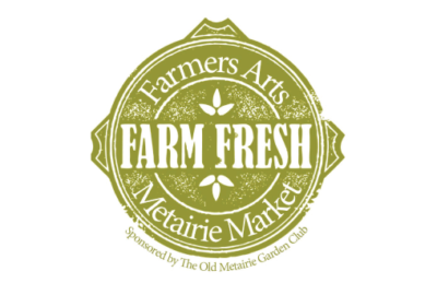 Farmers Arts Metairie Market Logo | Old Metairie Garden Club