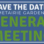 General Meeting July 2018 | Old Metairie Garden Club