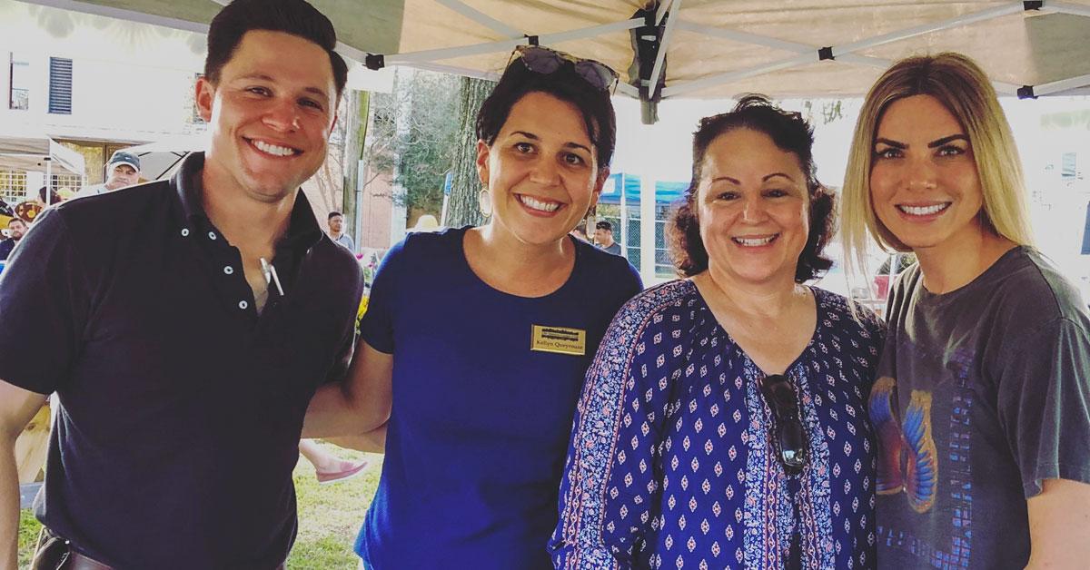FAMM Leaders   Old Metairie Garden Club