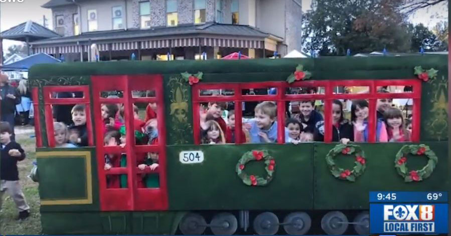 New Year's Eve celebration just for kids | Old Metairie Garden Club
