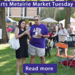 Farmers Arts Metairie Market Sept 15,2020 | Old Metairie Garden Club